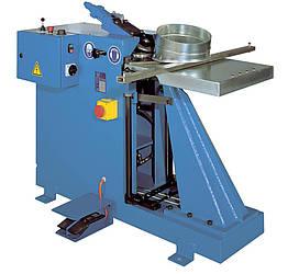 Станок для производства отводов SPIRO BETA 3, перехоТолщина металла 0.4-1.25мм Диапазон диаметров 125-1000мм