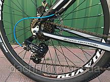 """Велосипед ARDIS AARON 27,5"""" 17"""" Черный, фото 2"""