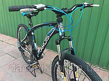 """Велосипед ARDIS AARON 27,5"""" 17"""" Черный, фото 3"""