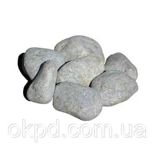 Камінь порфірит шліфований (8-15 см) мішок 20 кг для електрокам'янки