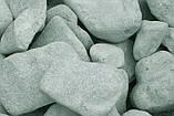 Камень порфирит шлифованный (8-15 см) мешок 20 кг для электрокаменки, фото 2