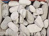 Камень порфирит шлифованный (8-15 см) мешок 20 кг для электрокаменки, фото 3