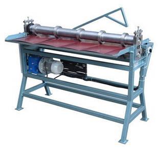 Электромеханический станок продольной резки Мобипроф СПР-1250/5-А Привод Электро Рабочая длина 1250мм