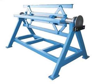 Разматыватель рулонного металла SENTE MAKINA UNC1500/7 Ручной Рабочая длина 1500 мм