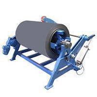 Разматыватель рулонного металла SENTE MAKINA UNC1500/7-M  с эл. приводом Рабочая длина 1500 мм