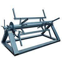 Разматыватель рулонов РМСЦ-1500  привод ручной  Рабочая длина 1500 мм