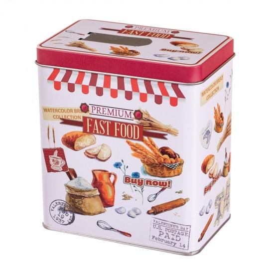 """Коробка для зберігання з дозатором """"Fast Food"""""""
