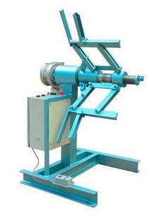 Приводной разматыватель КР-2.0-АСУ электрический, Рабочая длина 350 мм