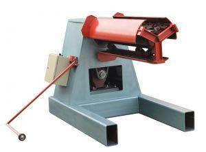 Разматыватель КР-10 электрический, Рабочая длина 1250 мм