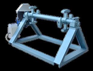 Разматыватель с электроприводом Р1250-Э, Рабочая длина 1250 мм