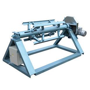 Приводной самоцентрирующийся разматыватель РМСЦ-1250-Э  Рабочая длина 1250 мм