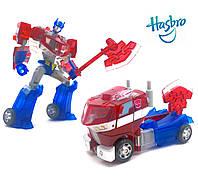 Optimus Prime (Hasbro, Animated) - Оптимус Прайм Анимейтед, фото 1