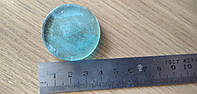Оптическое цветное стекло СЗС 24 (сине-зеленый) (заготовки)ГОСТ 9411-91, фото 1