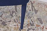 Кресло Nicolas Vera F-304X синий, фото 4