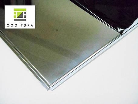 Лист нержавеющий 10 мм aisi 321 (08Х18Н10Т) плита 1000х2000 мм пищевая, фото 2