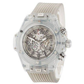 Hublot Big Bang Quartz Unico Sapphire Gray