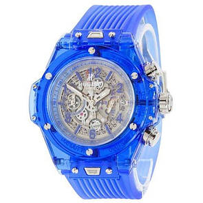 Hublot Big Bang Quartz Unico Sapphire Blue