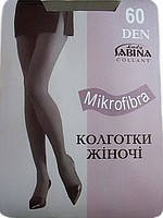 Колготки Sabina 60 DEN Microfibra