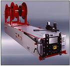 Машина для желобов RSM 650 Толщина металла 0,7 мм Ширина исходного листа 300, 380 мм, фото 3