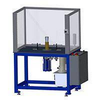Станок для вытяжки горловин HORNUNG W6Толщина металла0.5 - 0.8 мм Диапазон диаметров 60мм