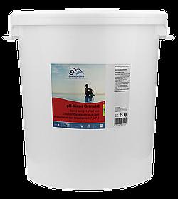 Хімія для басейну FreshPool | pH плюс в гранулах (25 кг)