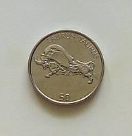 50 толаров Словения 2005 г., фото 1