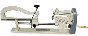 Ручной кругорез Sahinler IDK-1 Толщина металла 1.0 мм Диапазон диаметров 150 - 900 мм