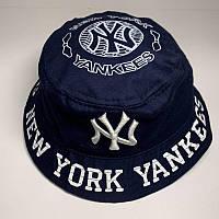 Панама унисекс New York Yankees реплика Темно-синяя