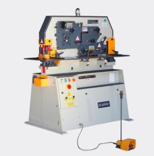 Прессножницы Sahinler HKM 60 Зусилля 60 т Глибина подачі (зів) 220 мм