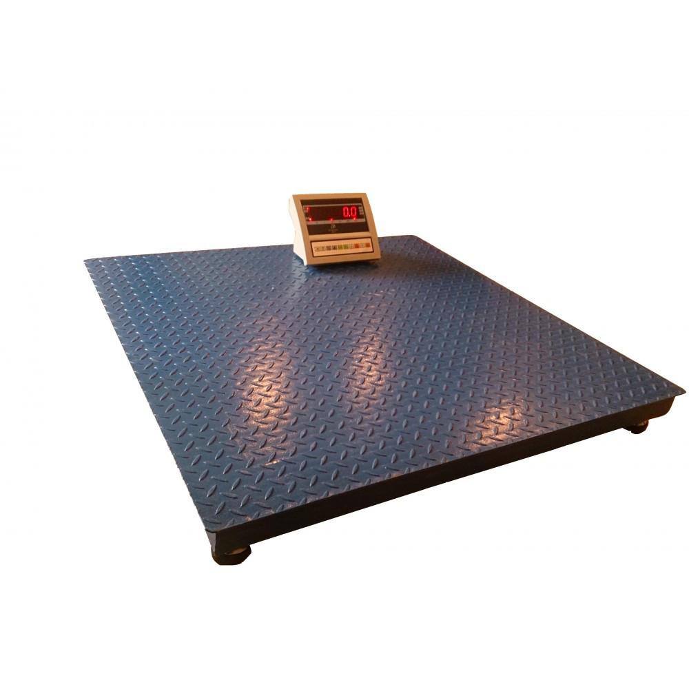 Весы платформенные ВПЕ-Центровес-1010-500 НПВ=500 кг