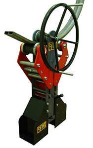 Ручний гідравлічний профилегиб АПВ-9/P Тип приводу Ручного Макс. перетин труби 52х3,5 мм