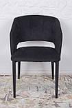 Кресло Nicolas Andorra F-254 черный, фото 2