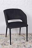 Кресло Nicolas Andorra F-254 черный, фото 3
