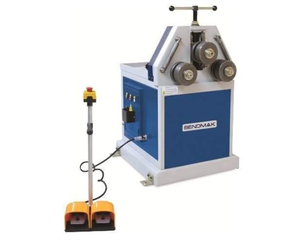 Профилегибочный станок с электроприводом Bendmak PRO 40 Тип привода Электрический Макс. сечение труб 70х2 мм