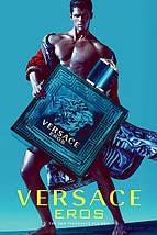 Versace Eros туалетная вода 100 ml. (Версаче Ерос), фото 2