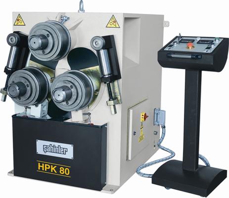 Профилегиб гидравлический Sahinler HPK-80 Тип привода Электрический Макс. сечение трубыØ 100х3.5 мм