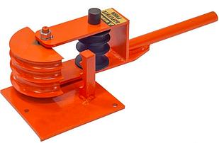 Трубогиб ручной ТР 10 Тип привода Ручной Макс. сечение трубы 15 - 25 мм