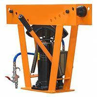 Пневмогидравлический трубогиб STALEX HB-16Q Тип привода Гидравлический