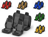 Авточехлы Chery QQ HatchBack с 2003-12 г серые