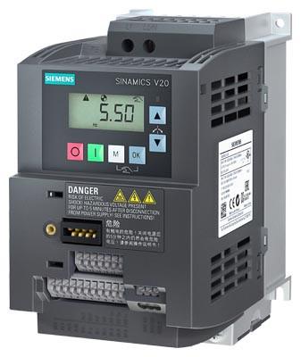 Частотный преобразователь SIEMENS 6SL3210-5BB21-5UV1