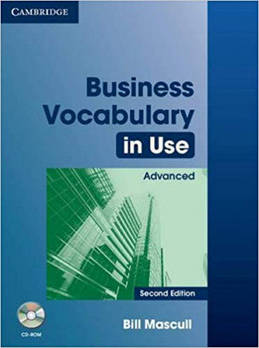 Business Vocabulary in Use 2nd Edition Advanced with Answers and CD-ROM