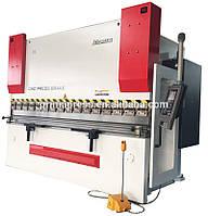 Вертикальный листогибочный пресс WC67Y-80T/2500 Рабочая длина 2500 мм Усилие 80 т
