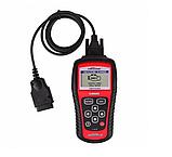 Автомобильный диагностический сканер OBDII/EOBD scanner KW 808, фото 5
