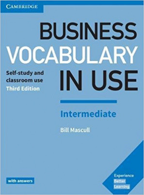 Business Vocabulary in Use 3rd Edition Intermediate with Answers