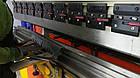 Вертикальный листогибочный пресс WE67K-100T/2500 DA-E80T Рабочая длина 2500 мм Усилие 100 т, фото 2
