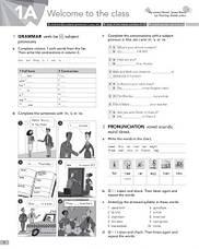 English File Fourth Edition Elementary Workbook with key / Рабочая тетрадь, фото 2