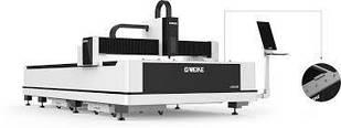 Волоконный лазер Gweike LF3015E (эконом модель без электрического шкафа)3000x1500 мм Макс. уско 0.6G