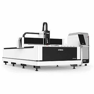Волоконный лазер Gweike LF3015CN (модель High класса отдельный электрический шкаф с кондиционером)