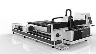 Волоконный лазер Gweike LF3015CNR (модель High класса с функцией резки трубы)