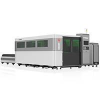 Волоконный лазер LF6025G (модель High классас защитной кабиной и сменным столом)Раб.зона 6x2.5м Мак.ускор 1.5G